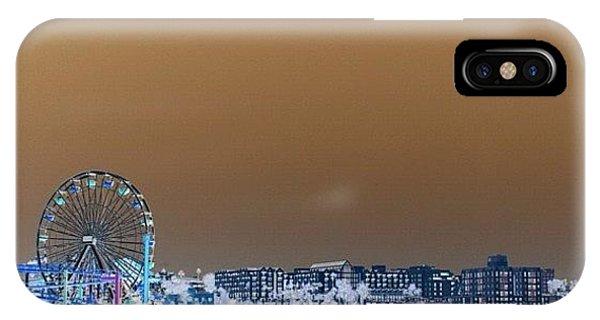 Amazing iPhone Case - Santa Monica by Luisa Azzolini