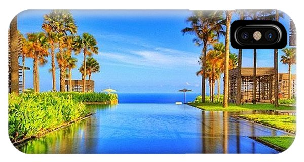 Beautiful Landscape iPhone Case - Instagram Photo by Tommy Tjahjono