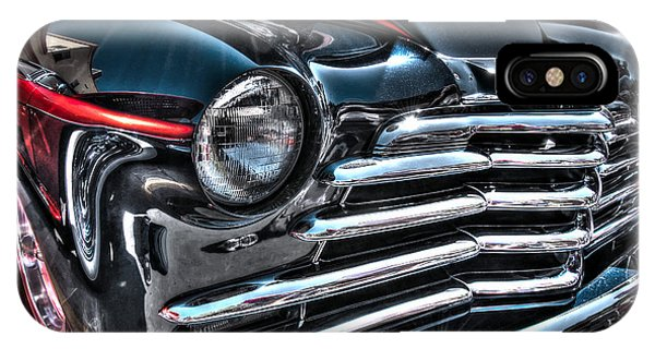 48 Chevy Convertible 2 IPhone Case