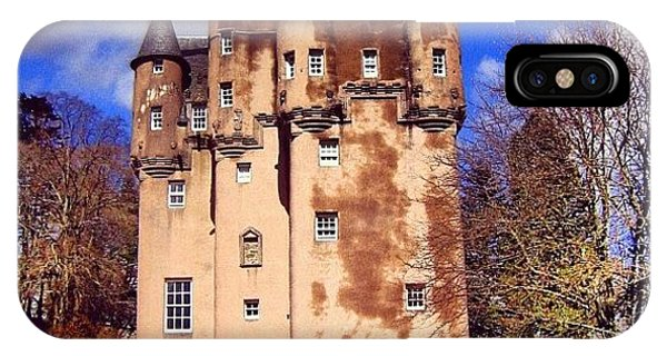 Fantasy iPhone Case - Scottish Castle by Luisa Azzolini