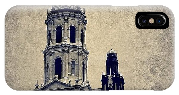 Religious iPhone Case - Spanish Fl - St. Augustine by Joel Lopez