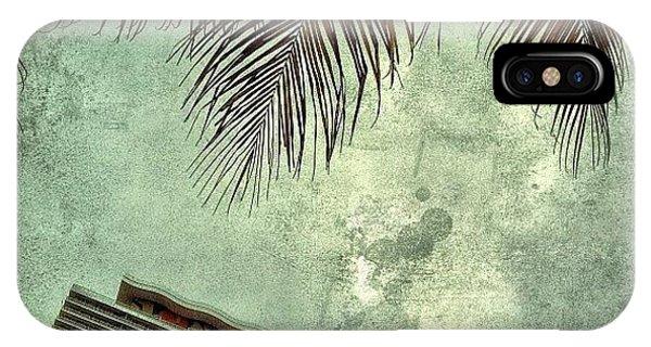 50 Biscayne - Miami IPhone Case