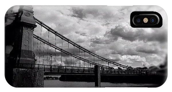 London Bridge iPhone Case - Instagram Photo by Ritchie Garrod
