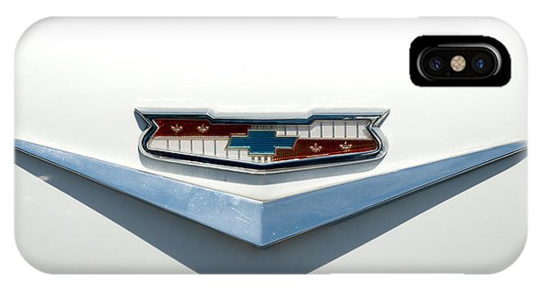 57 Chevy Emblem IPhone Case