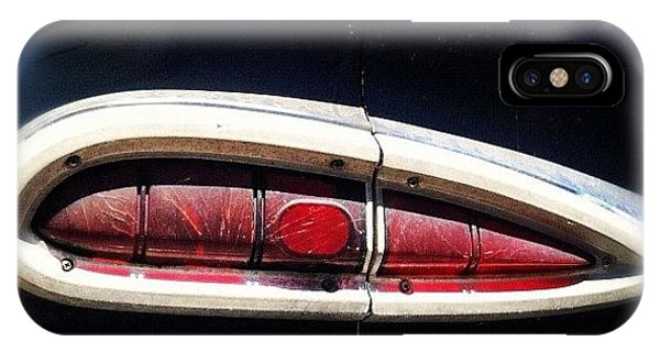 Autos iPhone Case - 59 El Camino by Gwyn Newcombe