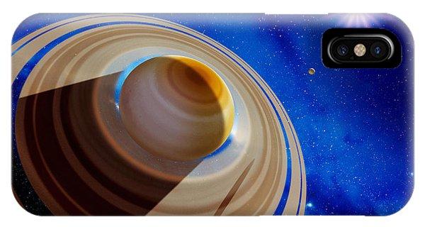 Alien Planet Phone Case by Detlev Van Ravenswaay