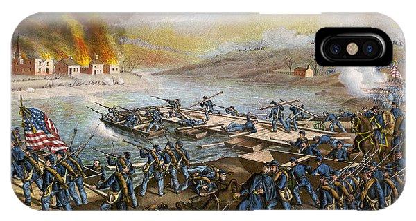 Allison iPhone Case - Battle Of Fredericksburg by Granger