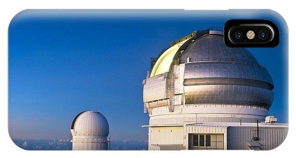 Gemini North Telescope, Hawaii Phone Case by David Nunuk