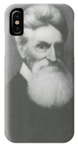 John Brown, American Abolitionist IPhone Case