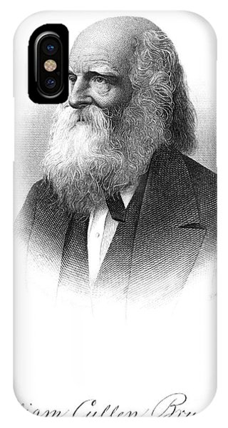 William Cullen Bryant Phone Case by Granger