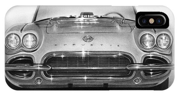 62 Corvette IPhone Case