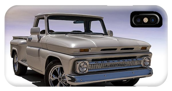Truck iPhone Case - '66 Chevy Pickup by Douglas Pittman