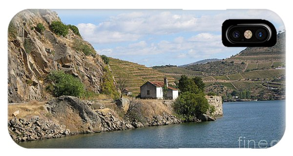 Douro River Valley IPhone Case