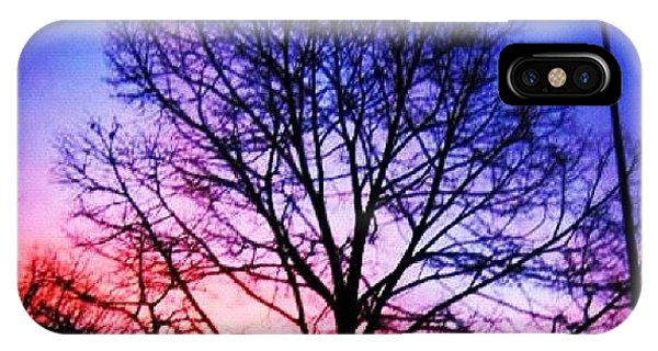 Beautiful Landscape iPhone Case - Sunset by Luisa Azzolini