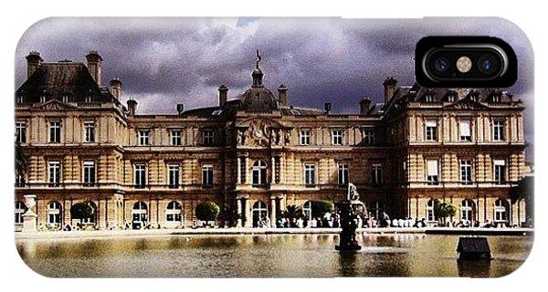 Beautiful iPhone Case - Paris by Luisa Azzolini