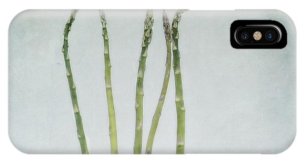 A Bunch Of Asparagus IPhone Case