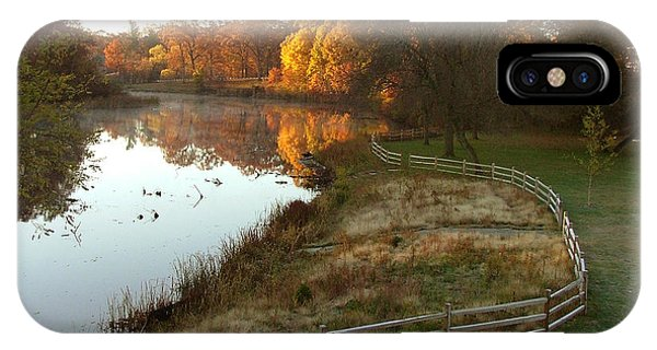 A Day In Time IPhone Case