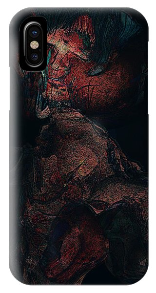 A Haunting Betrayal IPhone Case