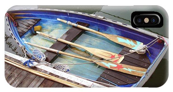 A Neat Boat IPhone Case