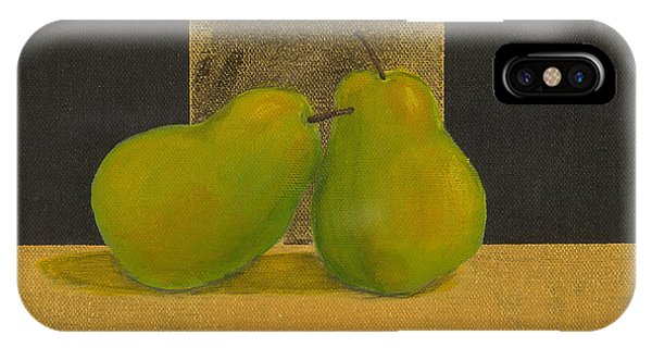 A Pair Of Pears IPhone Case