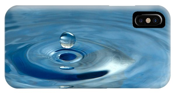 A Single Drop IPhone Case