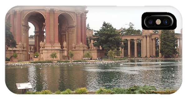 A View Of Palace Of Fine Arts Theatre San Francisco No One IPhone Case