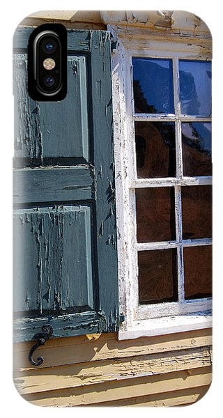 A Window Into The Past Wipp IPhone Case