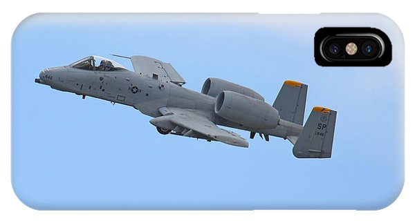 A10 Warthog IPhone Case
