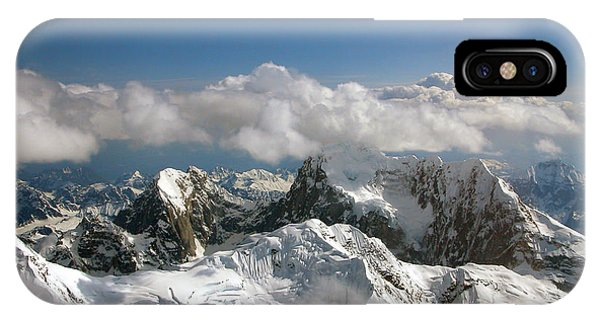 Above Mckinley IPhone Case
