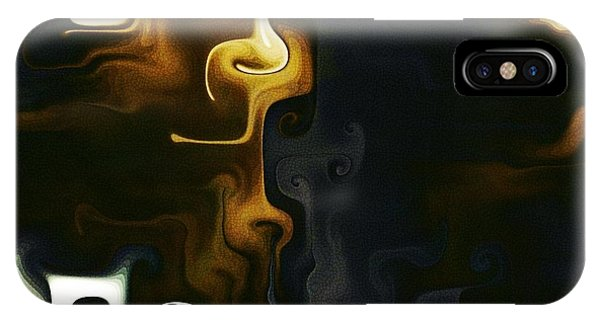 Abstract 102 IPhone Case