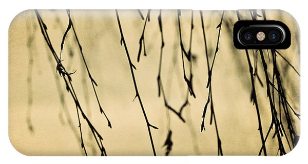 Abstract Branches Phone Case by Amelia Matarazzo