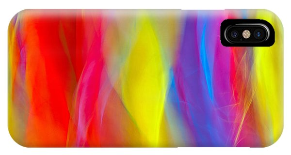 Abstract Colorful Background  Phone Case by Anna Om