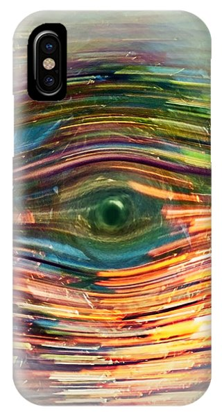 Abstract Eye IPhone Case