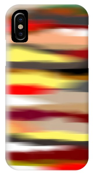 Abstract IIi IPhone Case