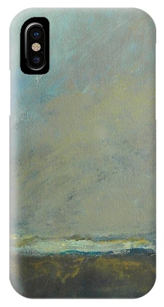 Abstract Landscape - Horizon IPhone Case
