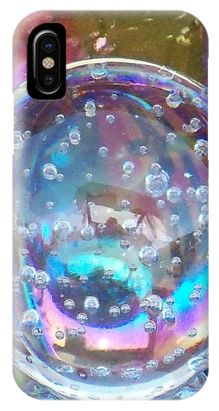 iPhone Case - Abstract Light Color Series 2 No.5 by B L Hickman