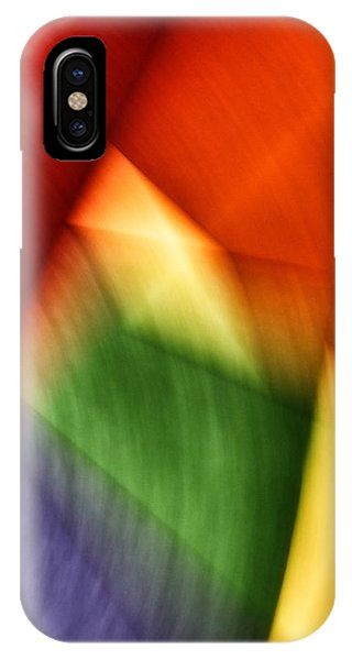 Abstract Motion 1 IPhone Case