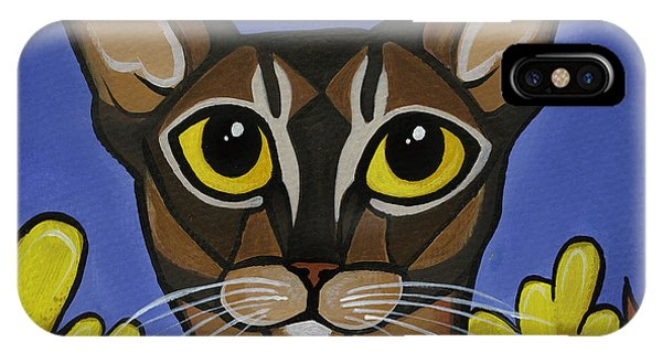 Abyssinian  IPhone Case