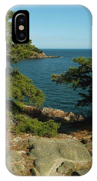 Acadia In Maine IPhone Case