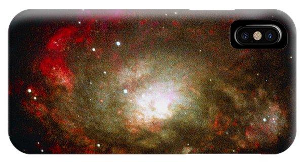Active Galaxy Phone Case by Nasaesastscia.wilson, Umd, Et Al.