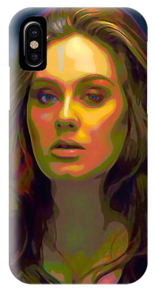 Adele iPhone Case - Adele by  Fli Art