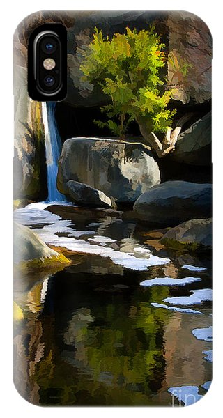 Adobe Falls  IPhone Case