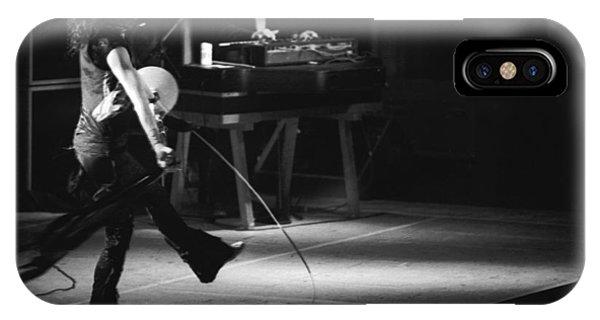 Steven Tyler iPhone Case - Aerosmith In Spokane 34 by Ben Upham