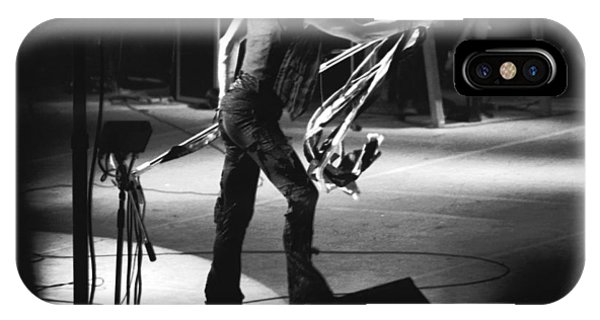 Steven Tyler iPhone Case - Aerosmith In Spokane 35 by Ben Upham