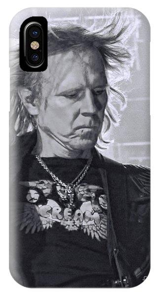 Steven Tyler iPhone Case - Aerosmith by Traci Cottingham