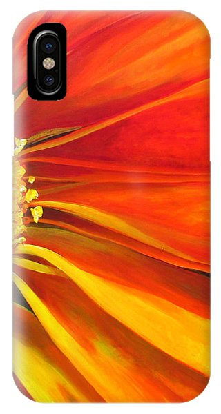 African Daisy Phone Case by Raette Meredith