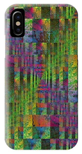 Purple Rain iPhone Case - After The Rain 5 by Tim Allen