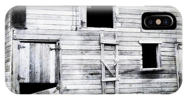 Aging Barn  IPhone Case