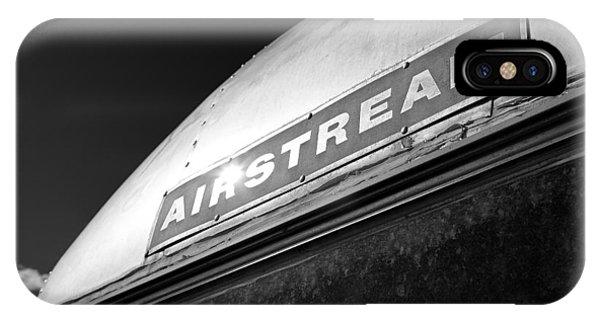 Caravan iPhone Case - Airstream by Dave Bowman