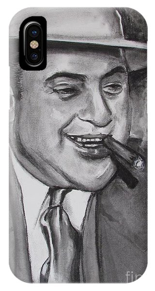 Al Capone 0g Scarface IPhone Case